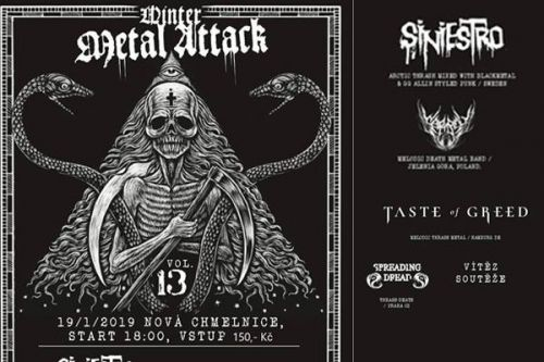Winter Metal Attack 2019